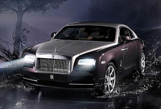 Rolls-Royce Wraith Car