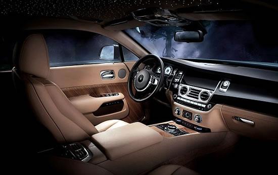 Rolls-Royce Wraith Gallery