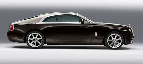 Rolls-Royce Wraith Photos