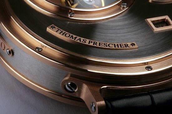 Thomas Prescher Tourbillon Watch Pictures