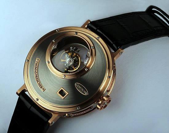 Thomas Prescher Tourbillon Watch