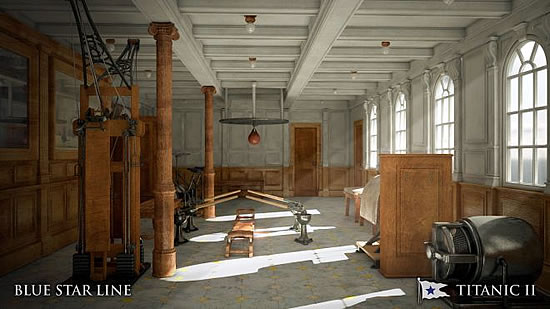 Titanic II Images
