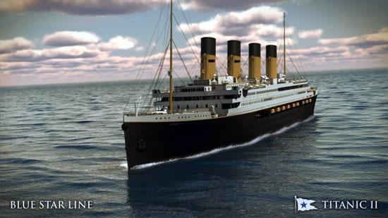 Titanic II Pictures