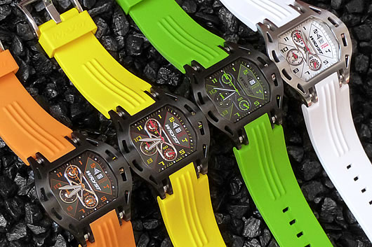 Wryst Motor Sports Luxury Watches Collections