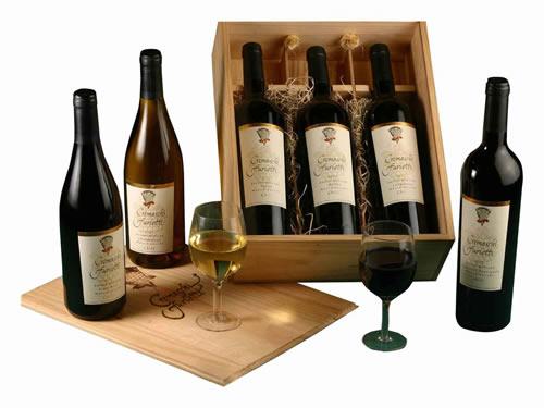 Chilean Cabernet Sauvignon Wine
