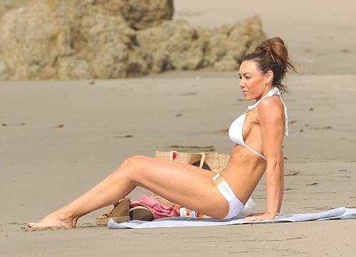 Michelle Heaton Body