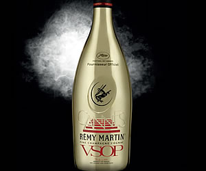 Remy Martin Cannes Limited Edition VSOP 2013 unveiled
