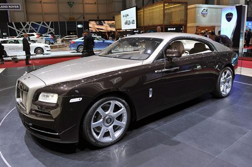 Rolls Royce Luxury Car
