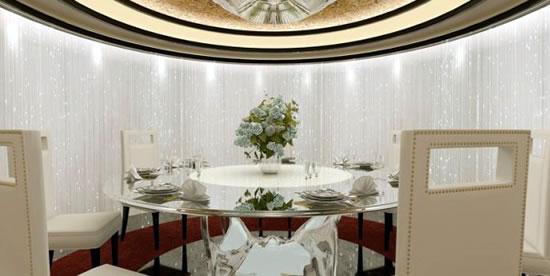 Royal Princess Chefs Table Lumiere