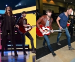bed stu Boots at ACM Awards