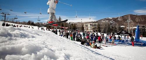 Aspen Colorado, United States of America skiing