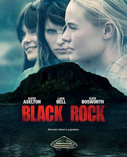 Black Rock Movie Posters