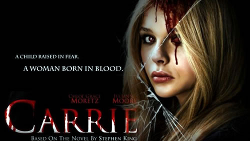 Carrie 2013 Posters