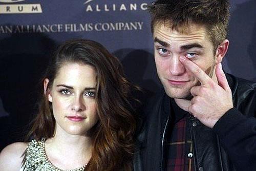 Kristen Stewart Robert Pattinson Break-Up
