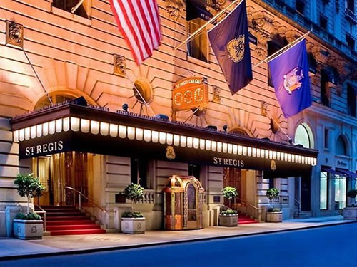 Most Expensive Hotel in NYC