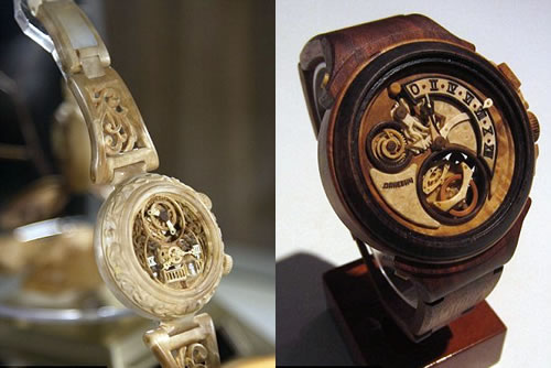 Wood Watches Photos