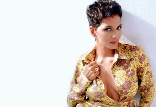 Halle Berry Rare Beauty and Talent