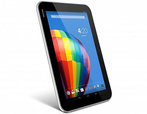 Toshiba new Tablets