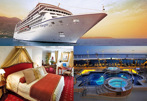 Oceania Cruises Announces the longest around-the-world voyage in the History