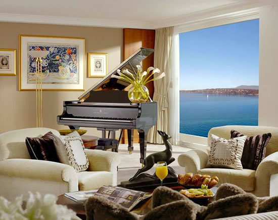 President Wilson Hotels Penthouse Suite
