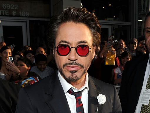 Downey Jr Pictures