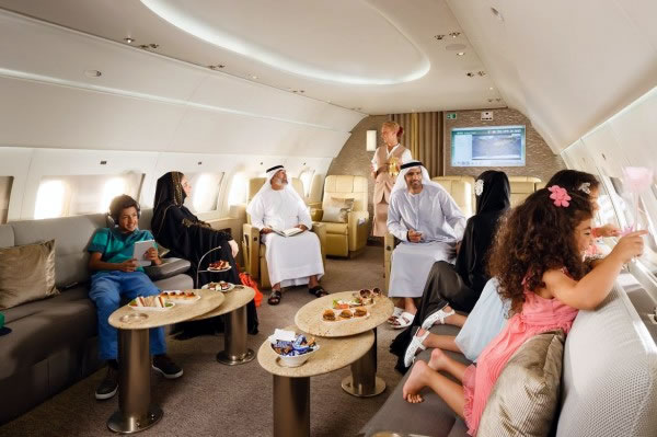 Emirates Jet Gallery