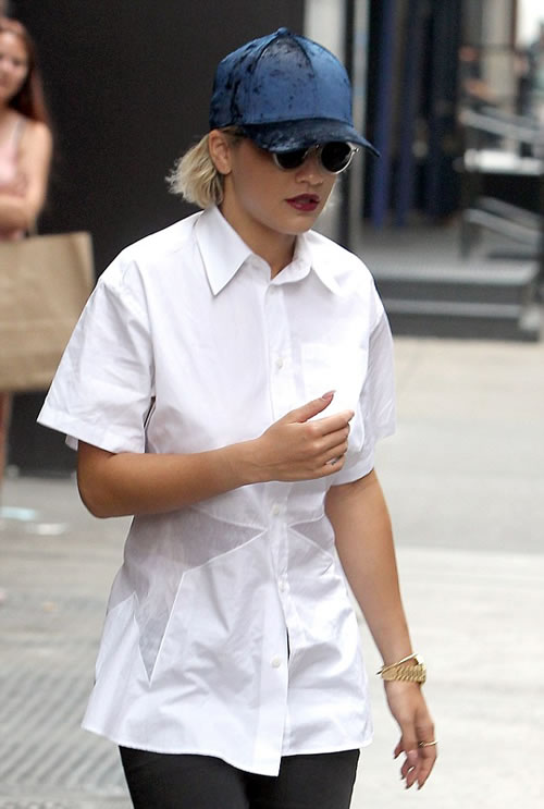 Rita Ora Outfits
