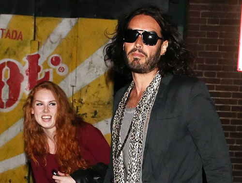 Russell Brand New Girl