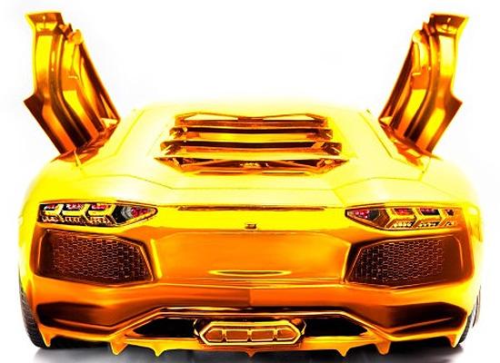 Open Door Gold car