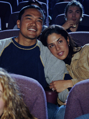 Choose a Movie Theater and Just Show