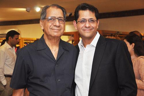 Shoaib Shams CEO of  Fashion Central Multi Brand Store
