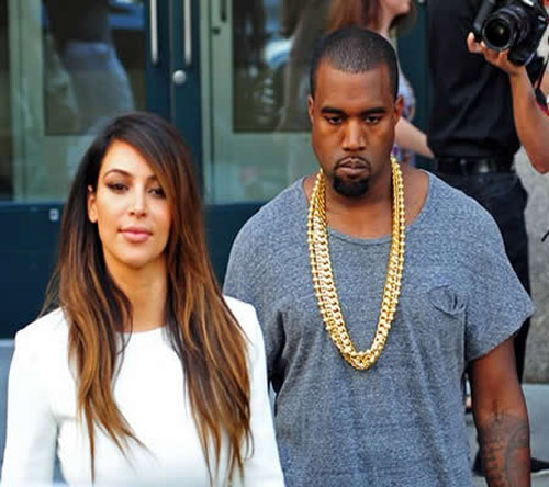 Kanye Wants Huge Wedding