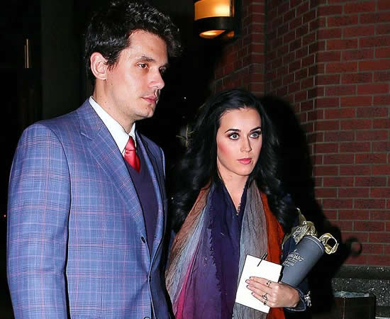 Katy Perry Sent John Mayer Love Letters