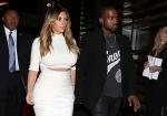 Kim & Kanye post engagement