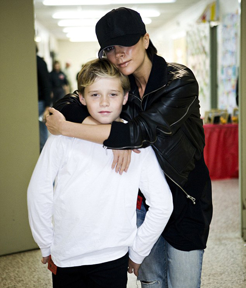 Victoria Beckham Keen On Sons To Take Up Fishing