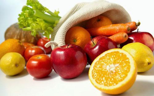 Fruit Vegetables Healthy Food