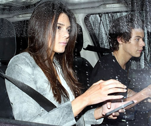 Harry and Kendall Pictures