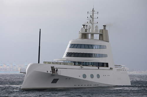 Superyacht A Image