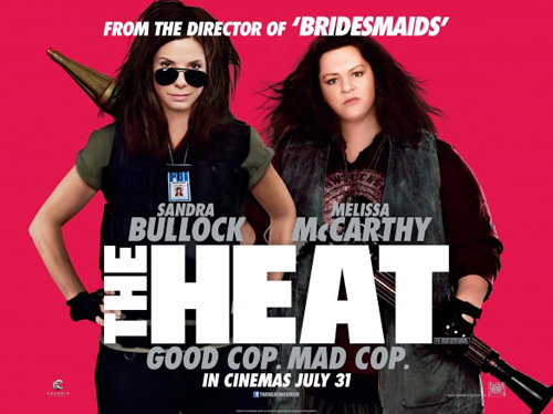 The Heat Movive Poster