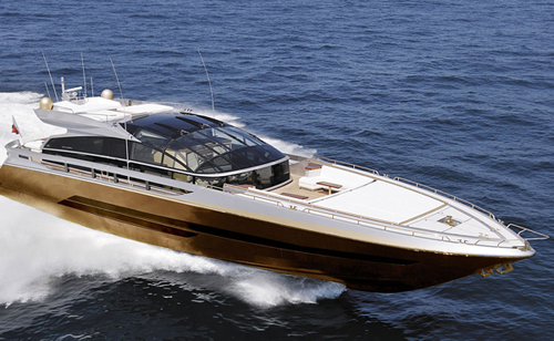 expensive yacht