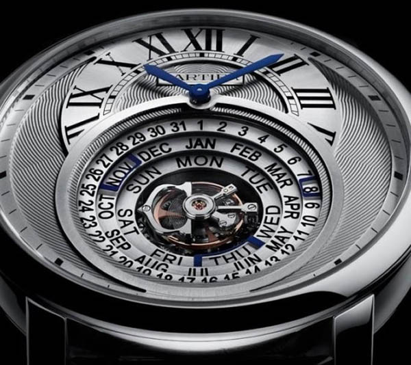 Cartier Rotonde Watches
