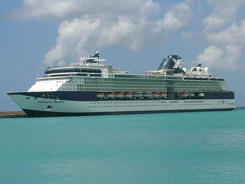 Celebrity constellation Cruise