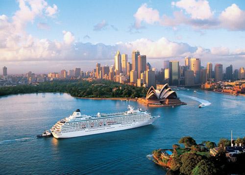 Cruises Australia images