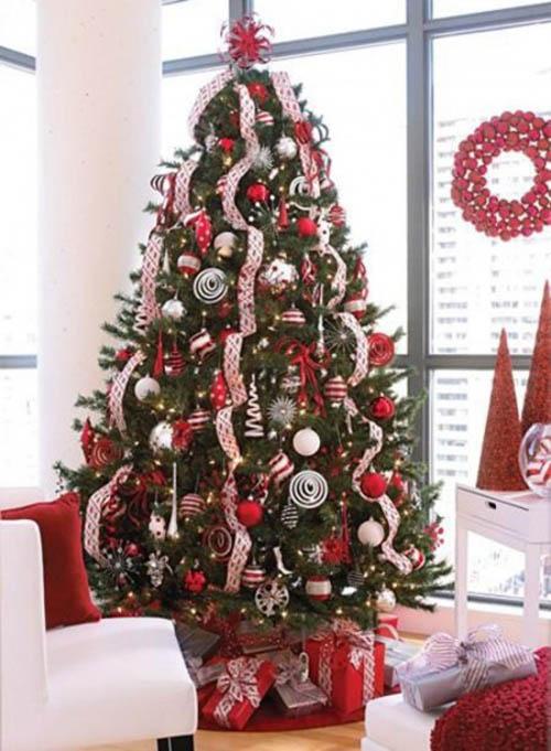 Enchanting Christmas tree