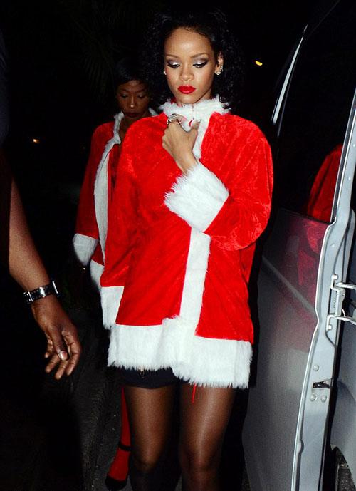 Rihanna recording artist