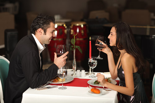 Romantic Dinner dating