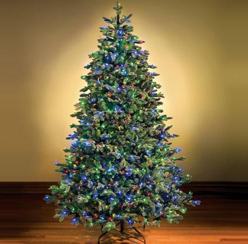 Tinny Package Christmas tree