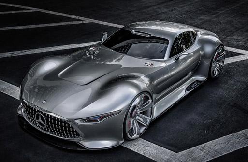 Vision Gran car