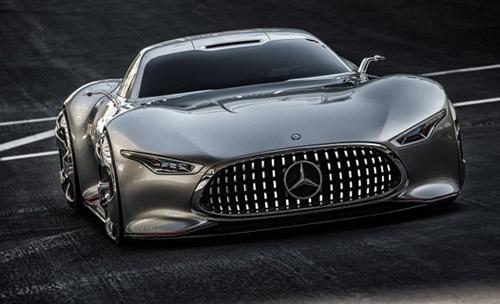 Vision Gran Turismo car