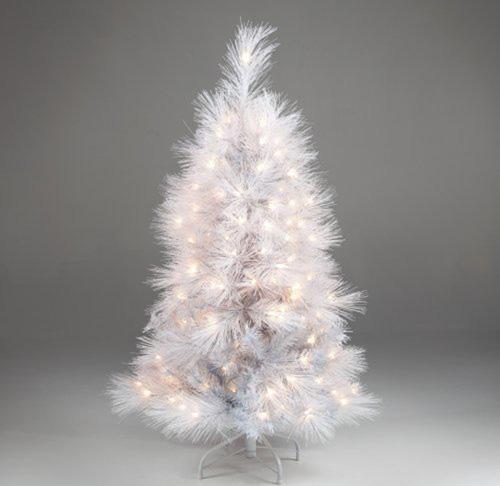 Christmas white feather theme
